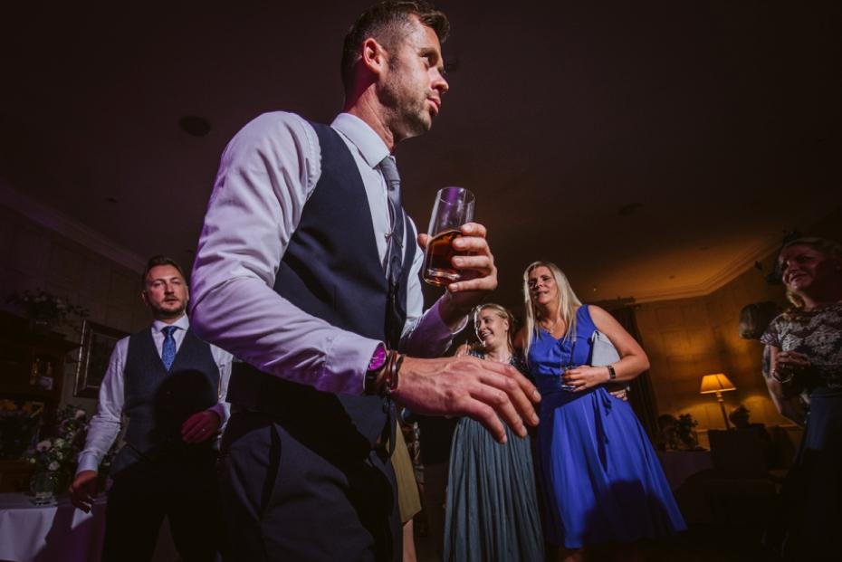 Lower Slaughter Wedding - Sharon + Gareth - Lee Dann Photography - 0508
