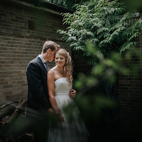 Oxford Garden Wedding, Aurelia & Luke