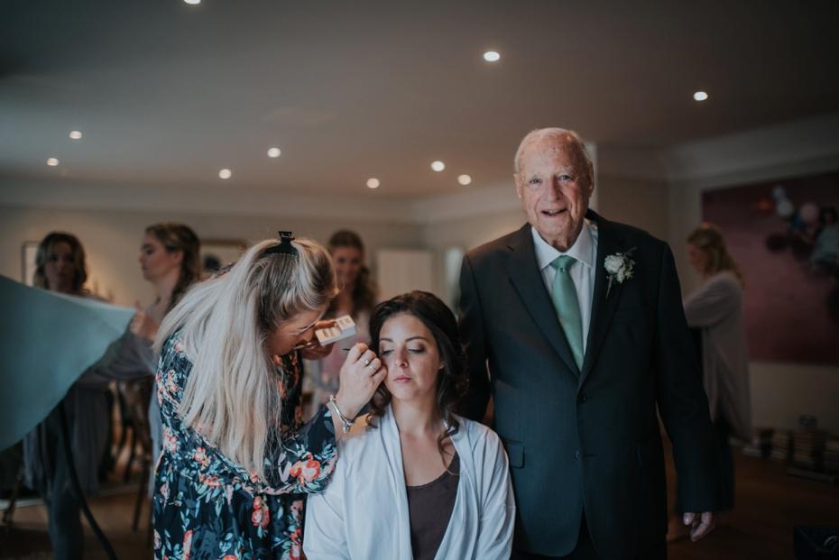 Shotover Garden wedding - Hannah & Christian - Lee Dann Photography - 0138
