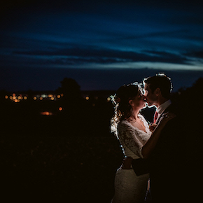 Oxford Tipi Wedding, Hannah & Christian