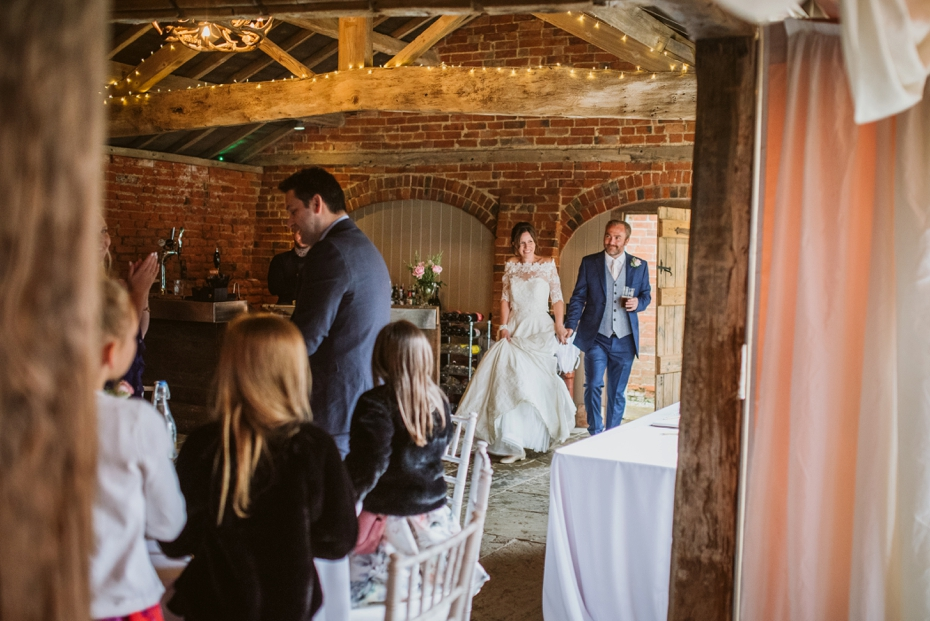 The Cart Shed wedding - Kate & Ryan - Lee Dann Photography - 0592