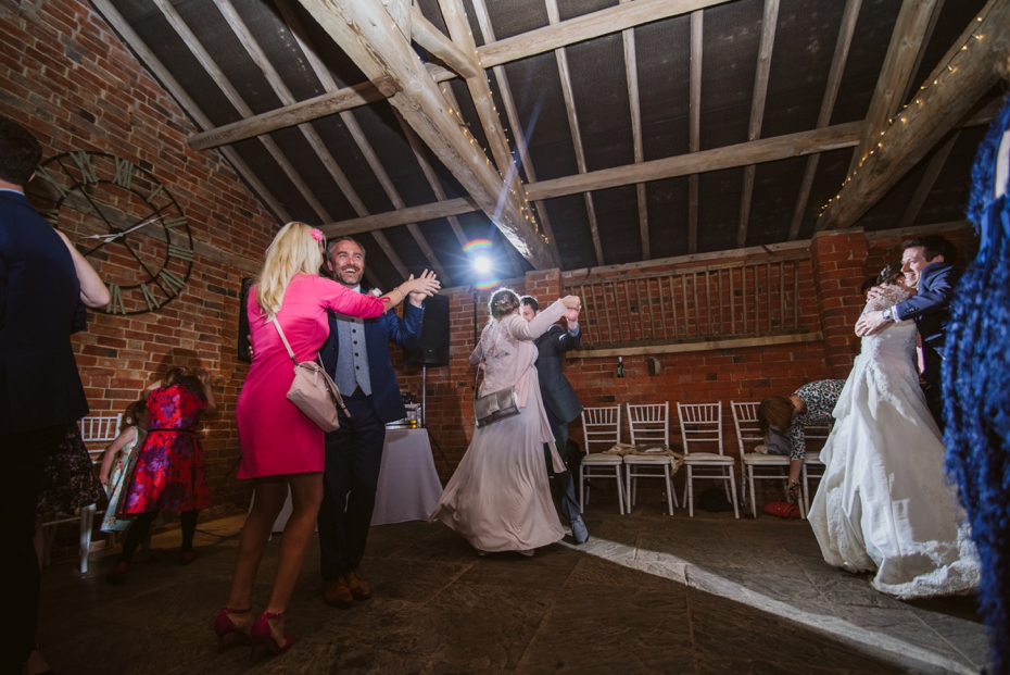 The Cart Shed wedding - Kate & Ryan - Lee Dann Photography - 0765