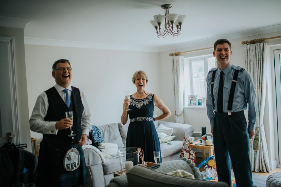 Wiltshire Garden wedding - Carly & Pete - Lee Dann Photography - 0141