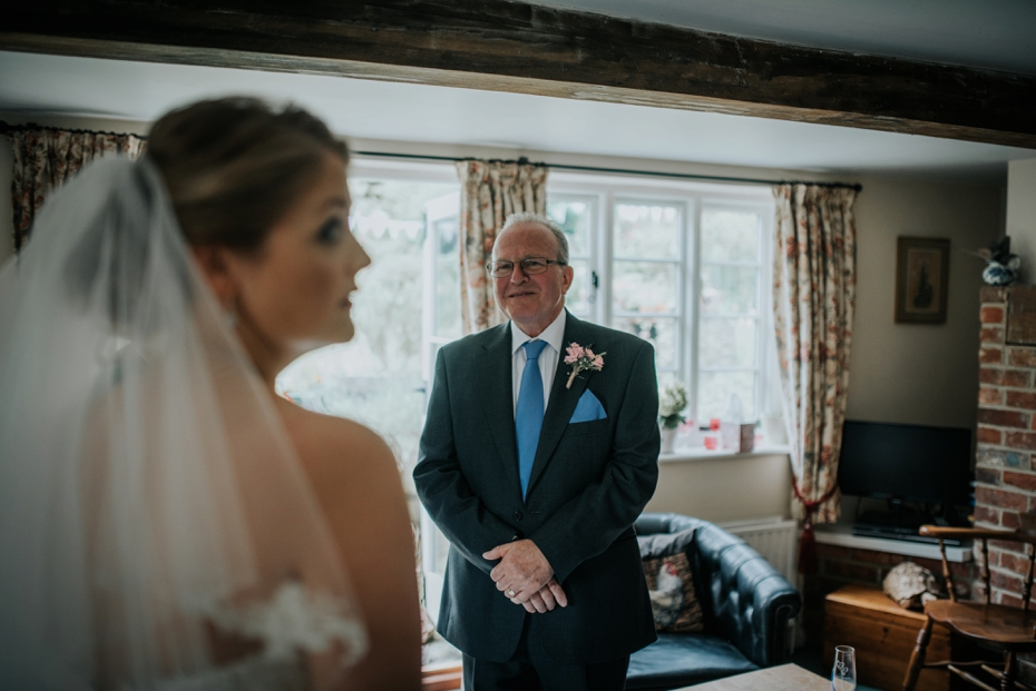 Wiltshire Garden wedding - Carly & Pete - Lee Dann Photography - 0238