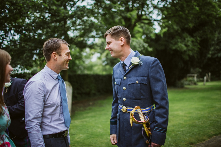 Wiltshire Garden wedding - Carly & Pete - Lee Dann Photography - 0276