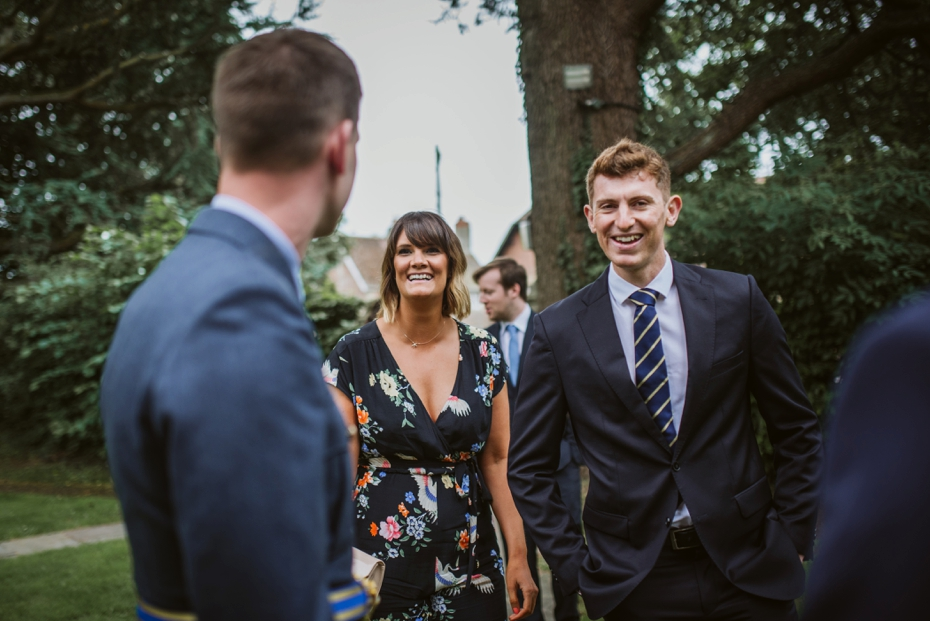 Wiltshire Garden wedding - Carly & Pete - Lee Dann Photography - 0311