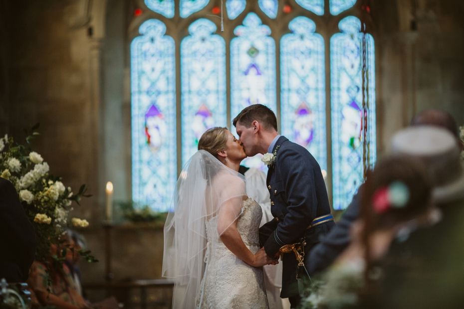Wiltshire Garden wedding - Carly & Pete - Lee Dann Photography - 0439