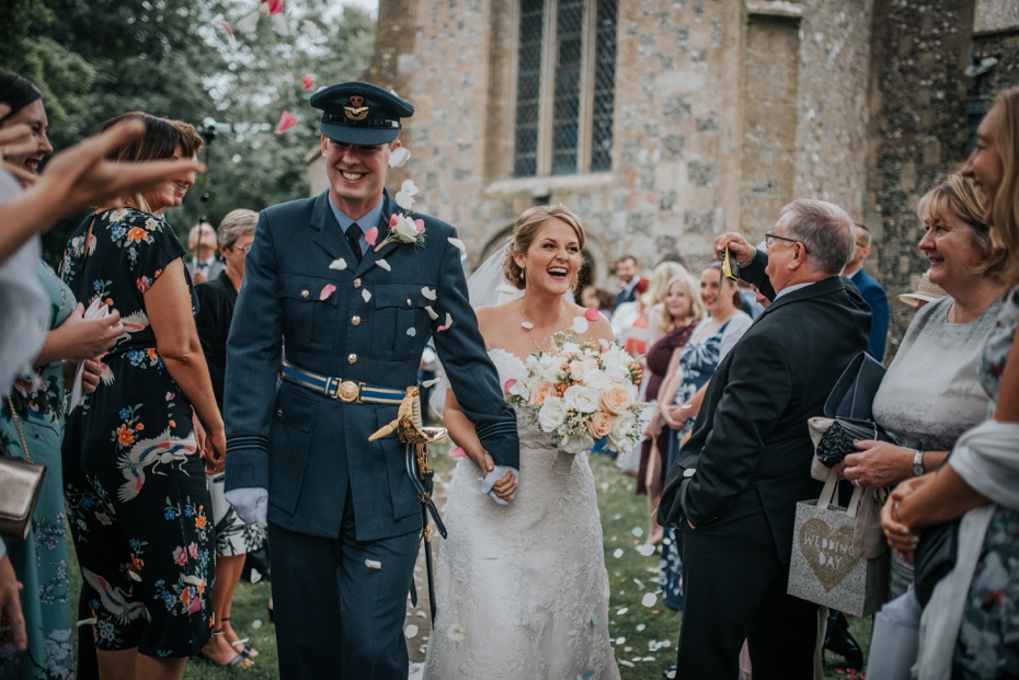 Wiltshire Garden wedding - Carly & Pete - Lee Dann Photography - 0523