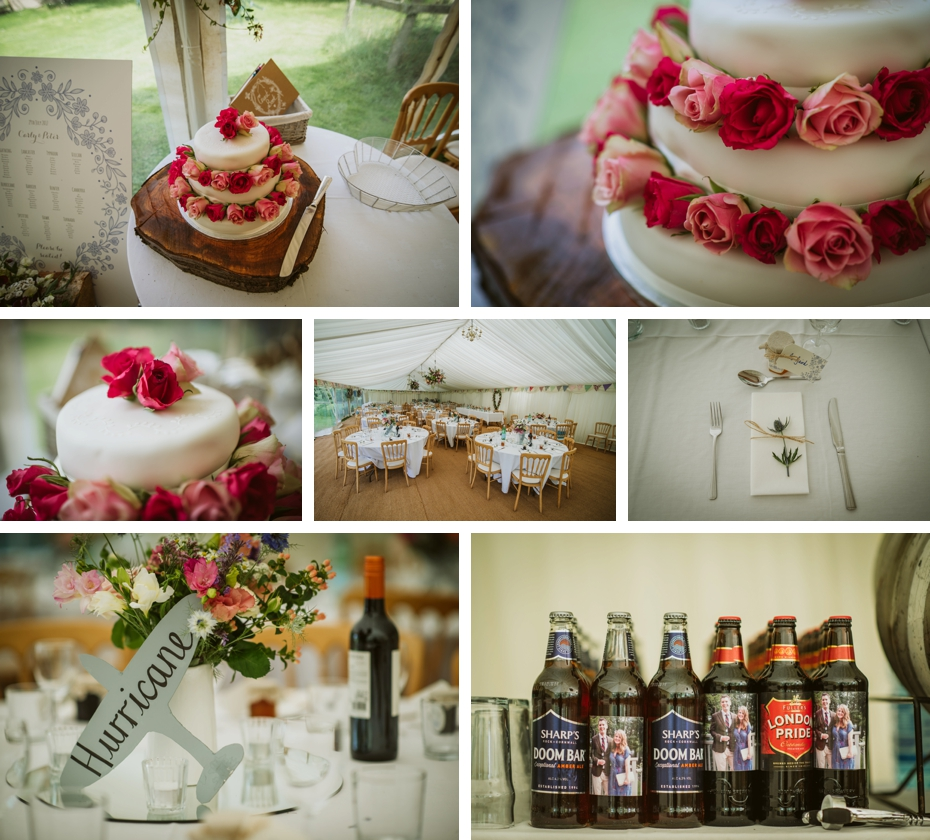 Wiltshire Garden wedding - Carly & Pete - Lee Dann Photography - 0594