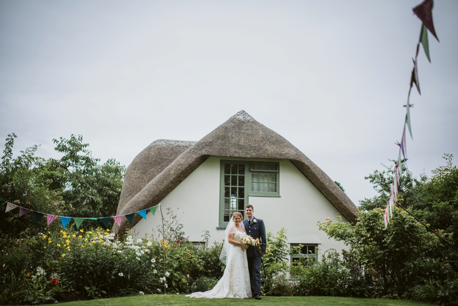 Wiltshire Garden wedding - Carly & Pete - Lee Dann Photography - 0636