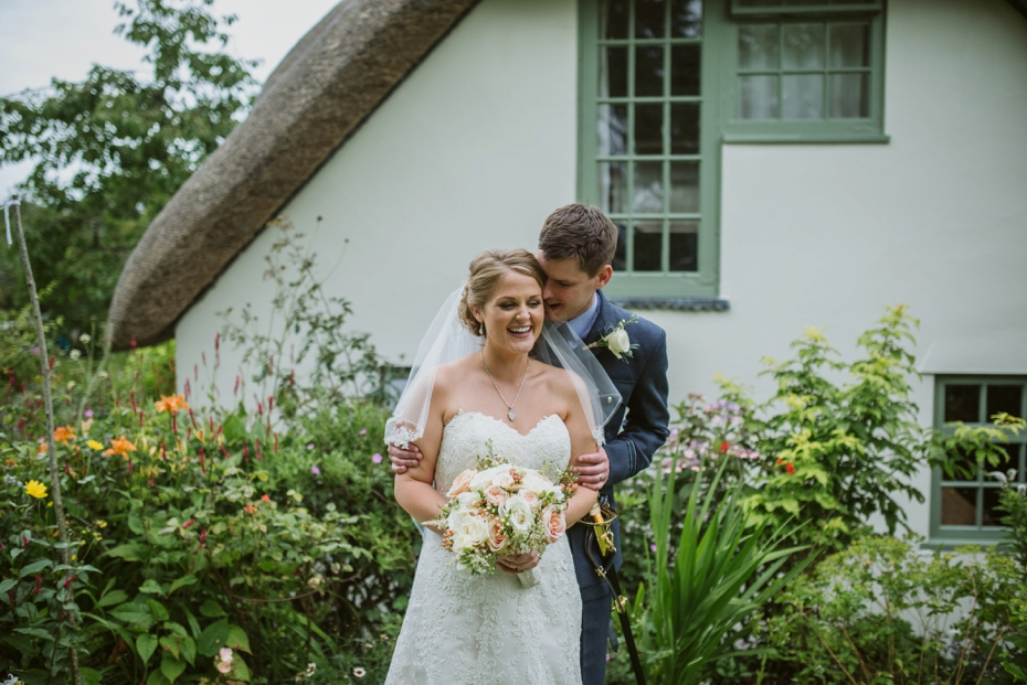 Wiltshire Garden wedding - Carly & Pete - Lee Dann Photography - 0638