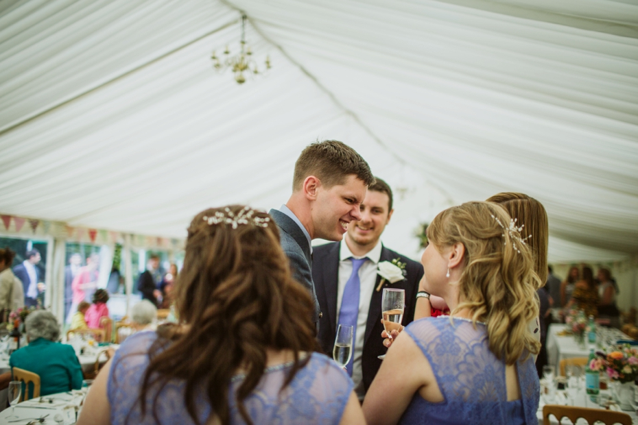 Wiltshire Garden wedding - Carly & Pete - Lee Dann Photography - 0659