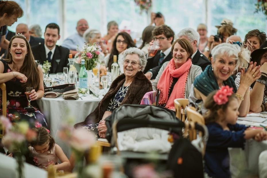 Wiltshire Garden wedding - Carly & Pete - Lee Dann Photography - 0711