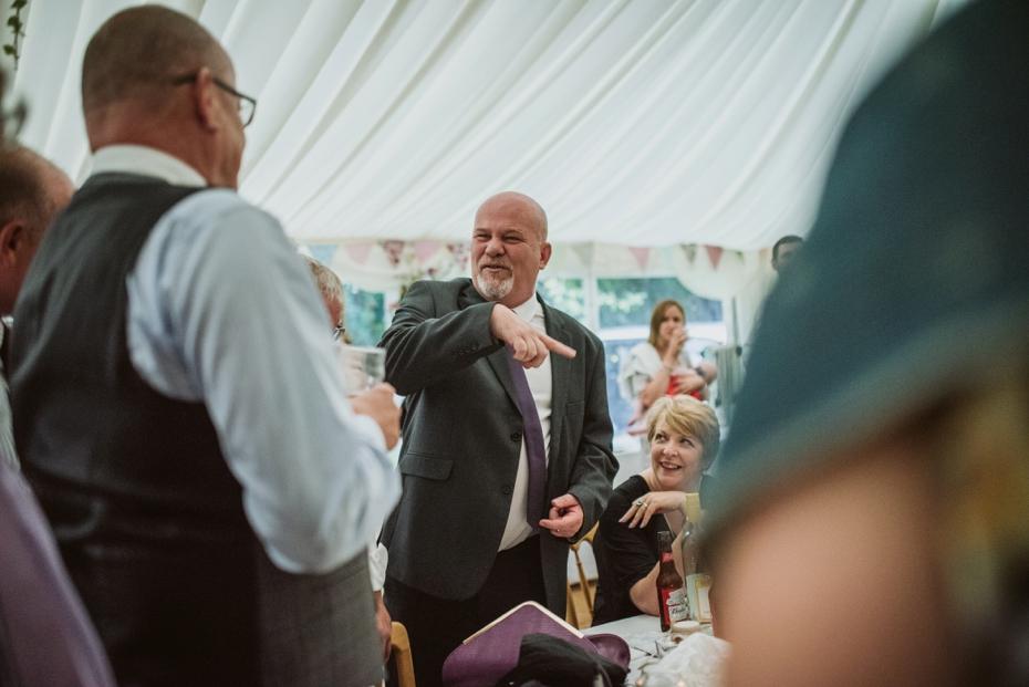 Wiltshire Garden wedding - Carly & Pete - Lee Dann Photography - 0872