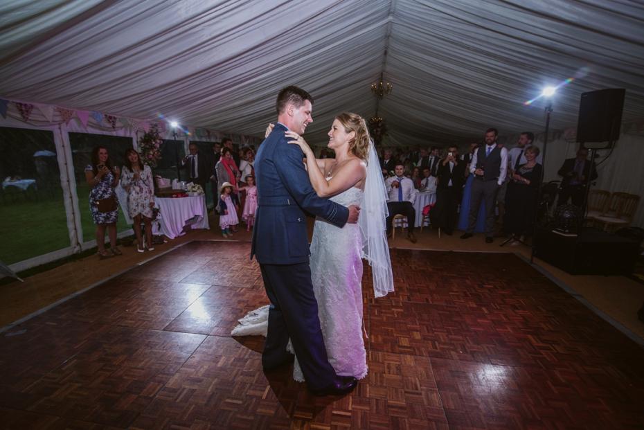 Wiltshire Garden wedding - Carly & Pete - Lee Dann Photography - 0877