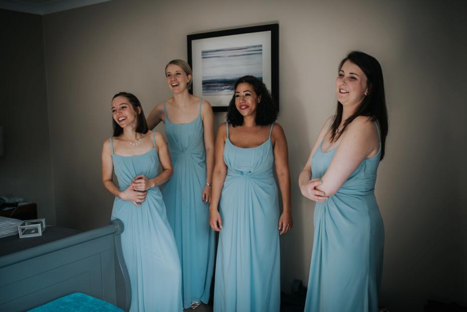 Oxford Town Hall Wedding - Anna & Dom - Lee Dann Photography - 0054