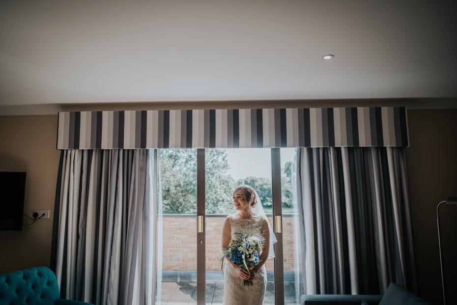 Oxford Town Hall Wedding - Anna & Dom - Lee Dann Photography - 0113