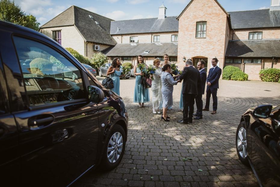Oxford Town Hall Wedding - Anna & Dom - Lee Dann Photography - 0124
