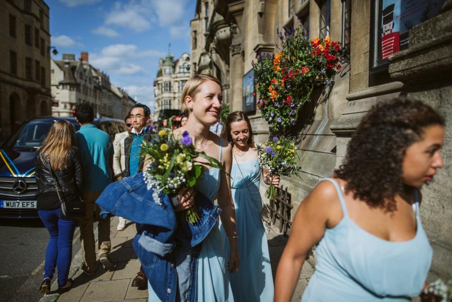 Oxford Town Hall Wedding - Anna & Dom - Lee Dann Photography - 0146