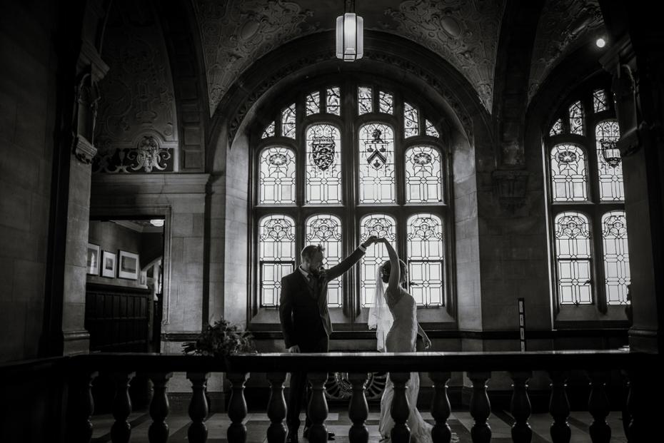 Oxford Town Hall Wedding - Anna & Dom - Lee Dann Photography - 0277
