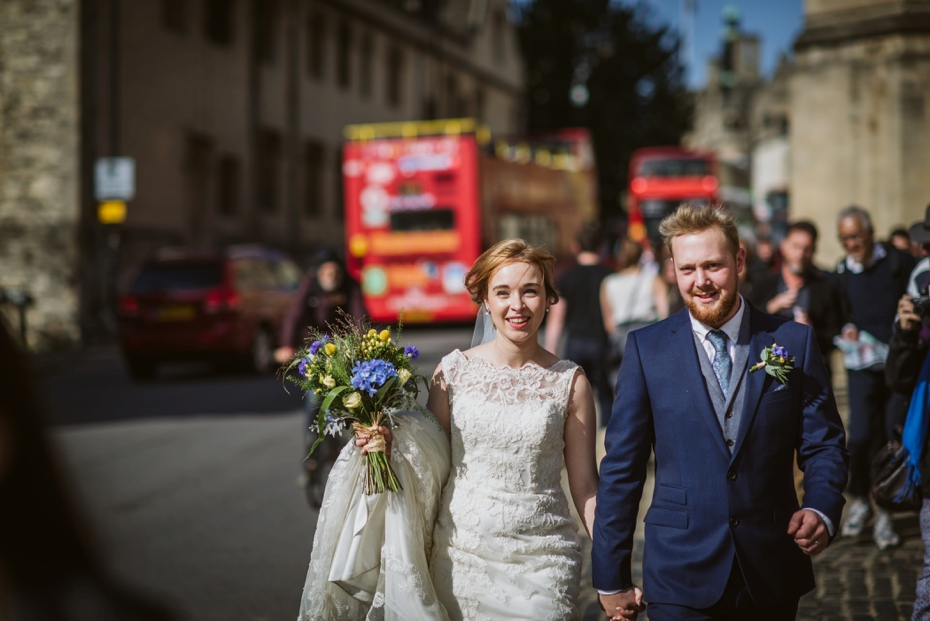 Oxford Town Hall Wedding - Anna & Dom - Lee Dann Photography - 0321
