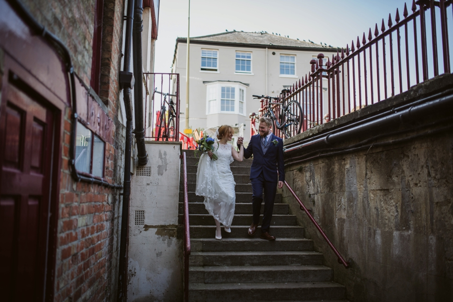Oxford Town Hall Wedding - Anna & Dom - Lee Dann Photography - 0341