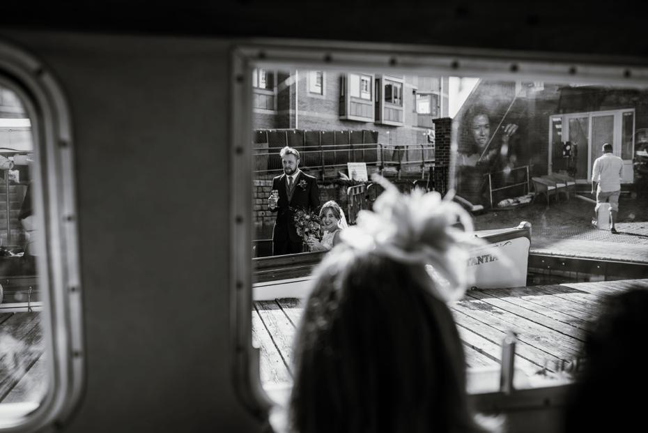 Oxford Town Hall Wedding - Anna & Dom - Lee Dann Photography - 0367