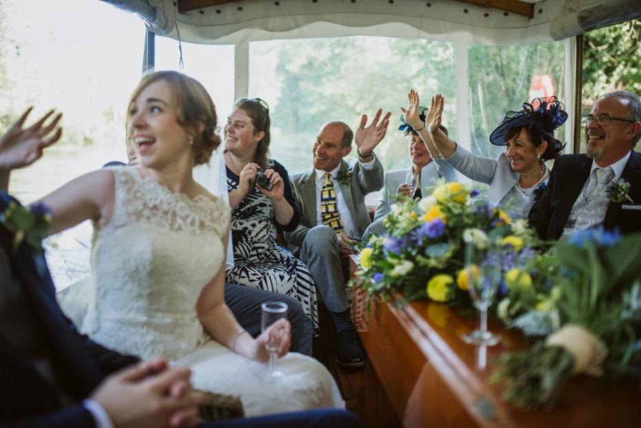 Oxford Town Hall Wedding - Anna & Dom - Lee Dann Photography - 0386