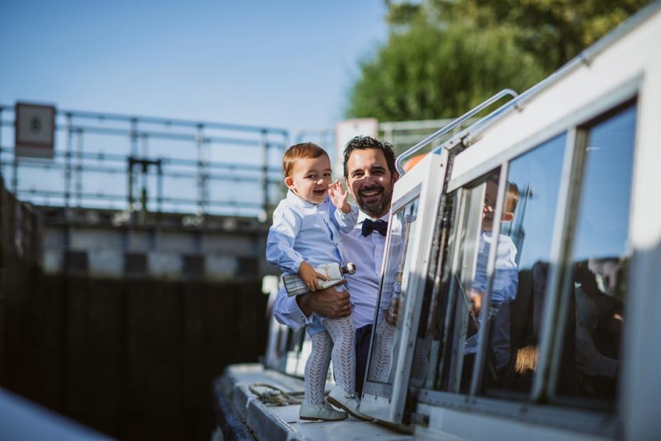 Oxford Town Hall Wedding - Anna & Dom - Lee Dann Photography - 0400