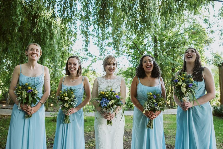 Oxford Town Hall Wedding - Anna & Dom - Lee Dann Photography - 0487