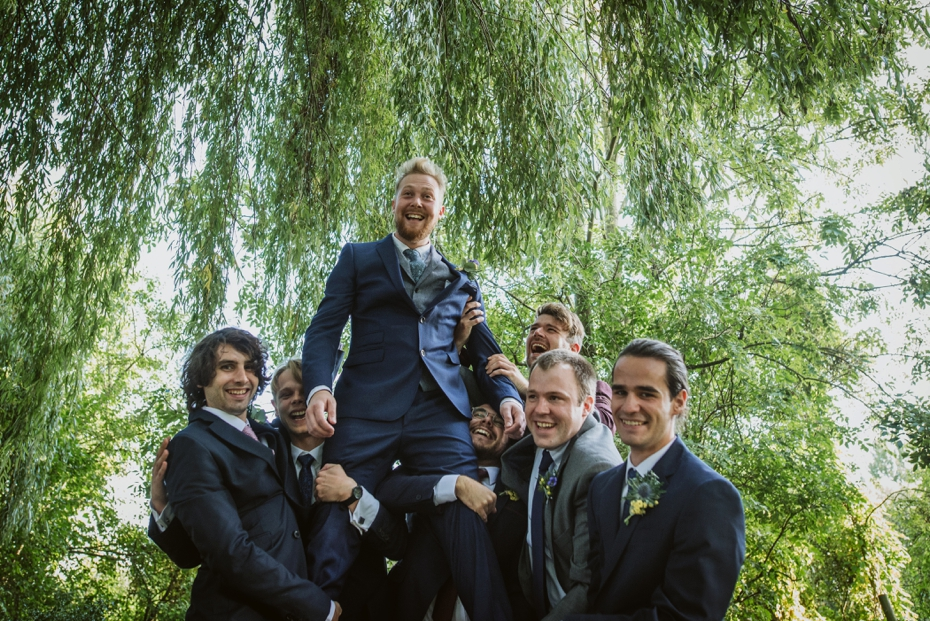 Oxford Town Hall Wedding - Anna & Dom - Lee Dann Photography - 0492