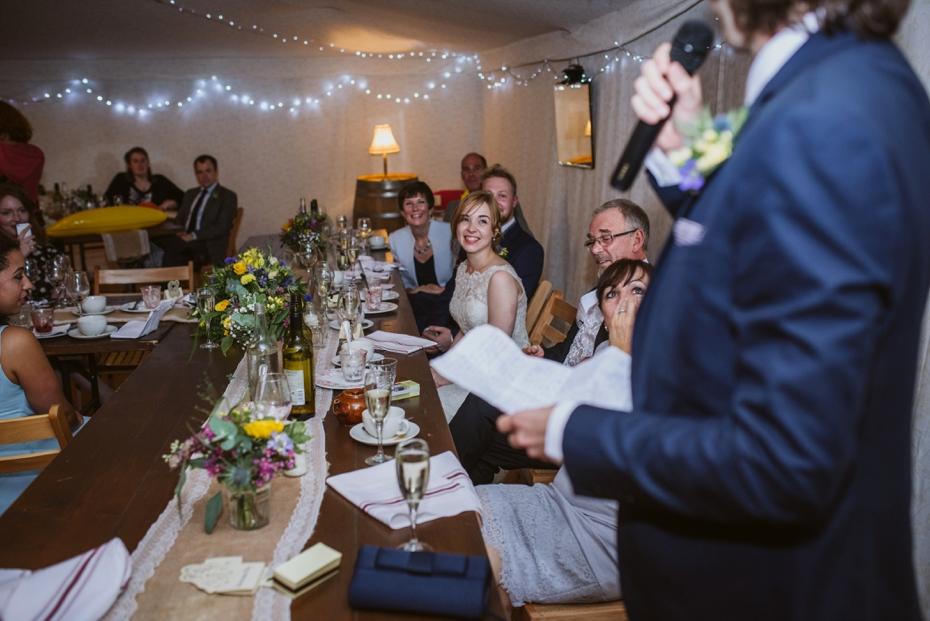 Oxford Town Hall Wedding - Anna & Dom - Lee Dann Photography - 0618