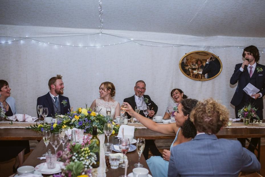 Oxford Town Hall Wedding - Anna & Dom - Lee Dann Photography - 0622