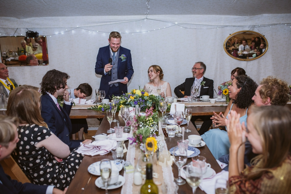 Oxford Town Hall Wedding - Anna & Dom - Lee Dann Photography - 0637