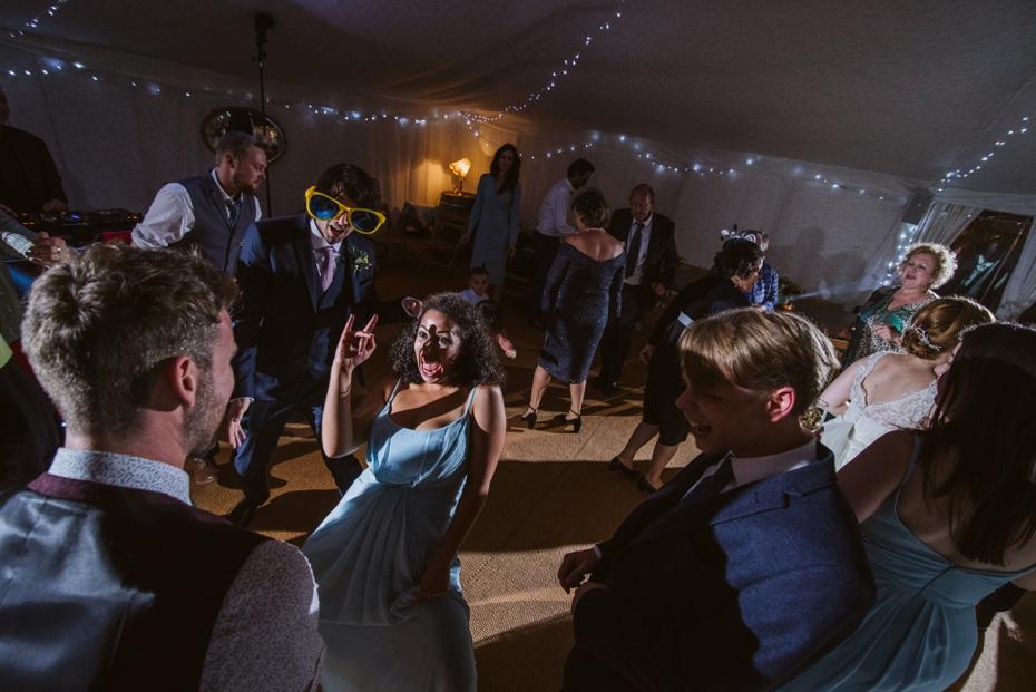 Oxford Town Hall Wedding - Anna & Dom - Lee Dann Photography - 0723