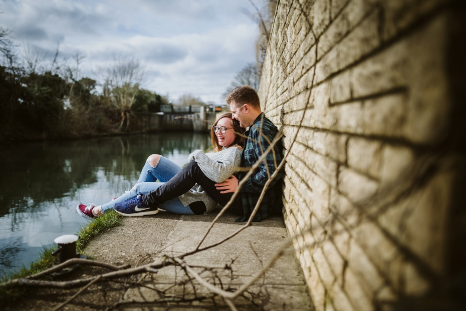 Culham engagement shoot - Donna & Alex - Lee Dann Photography0003