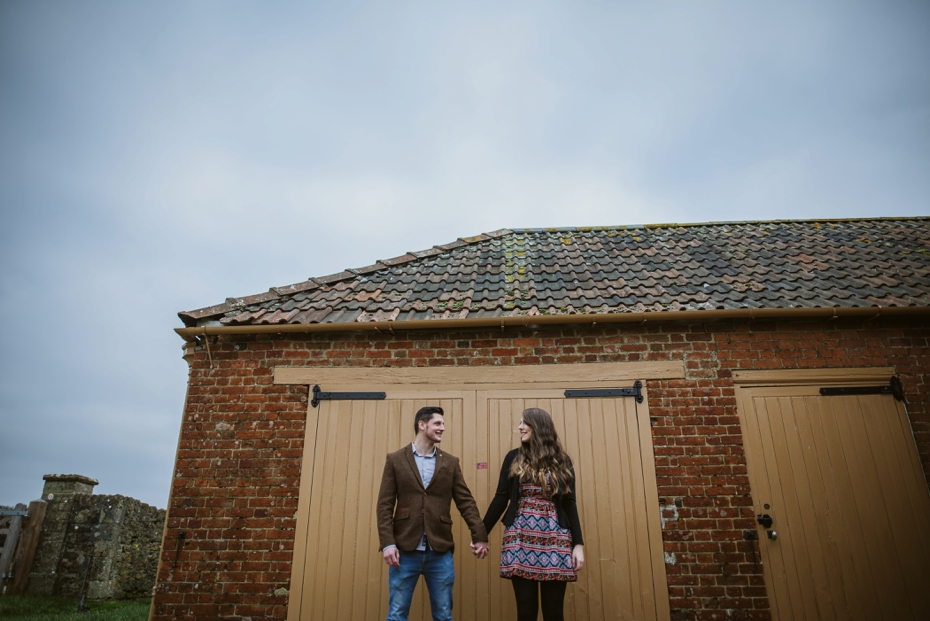 Tithe barn pre shoot - Chloe & Chris - Lee Dann Photography0008