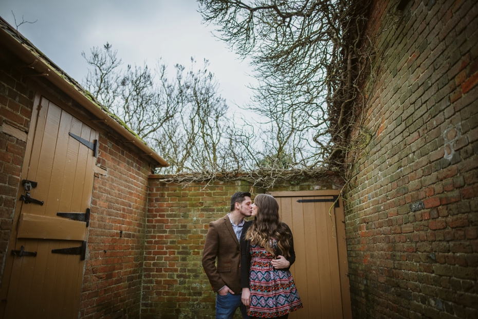 Tithe barn pre shoot - Chloe & Chris - Lee Dann Photography0012