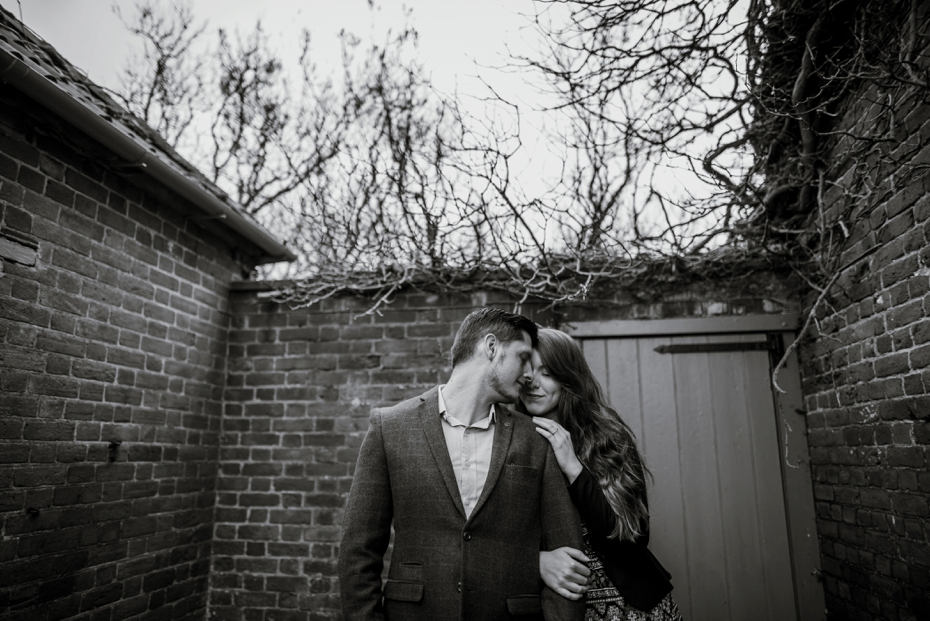 Tithe barn pre shoot - Chloe & Chris - Lee Dann Photography0014