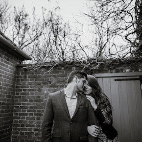 Faringdon Engagement Shoot, Chloe & Chris