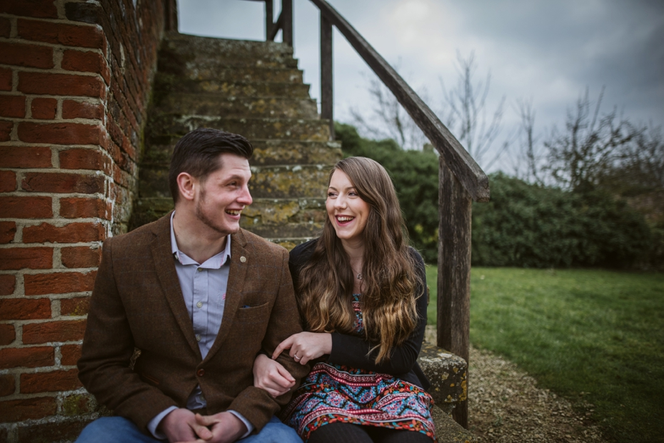 Tithe barn pre shoot - Chloe & Chris - Lee Dann Photography0018