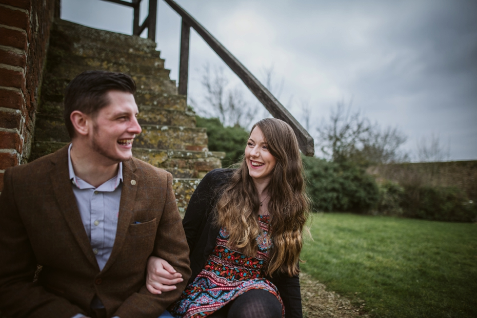 Tithe barn pre shoot - Chloe & Chris - Lee Dann Photography0020