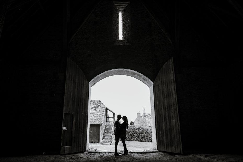 Tithe barn pre shoot - Chloe & Chris - Lee Dann Photography0021