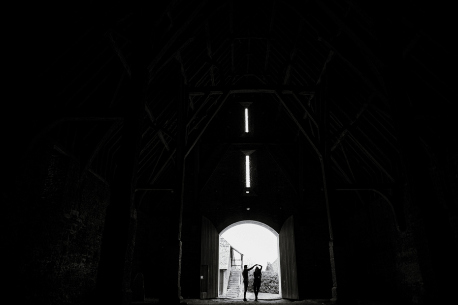 Tithe barn pre shoot - Chloe & Chris - Lee Dann Photography0023