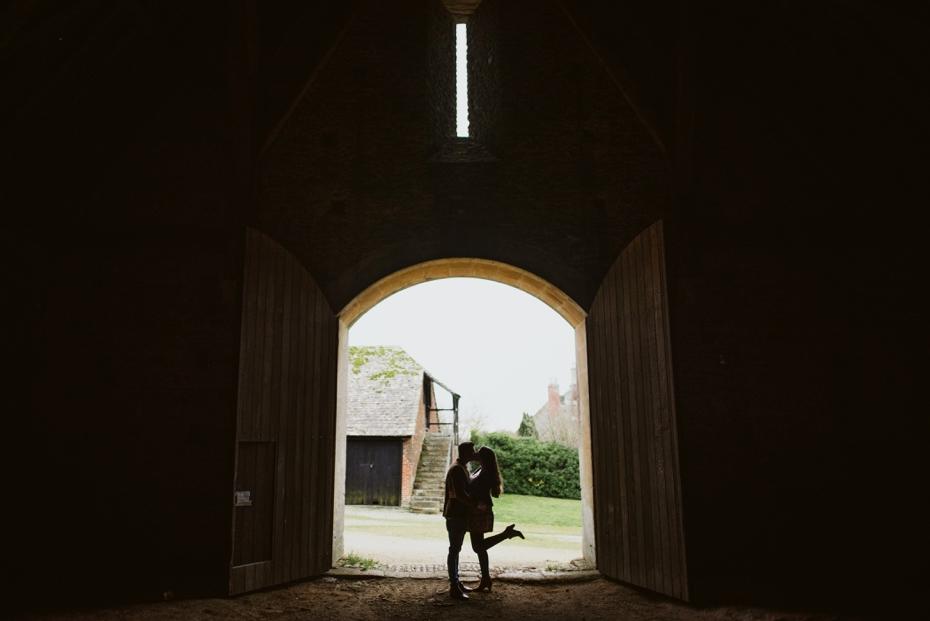 Tithe barn pre shoot - Chloe & Chris - Lee Dann Photography0025