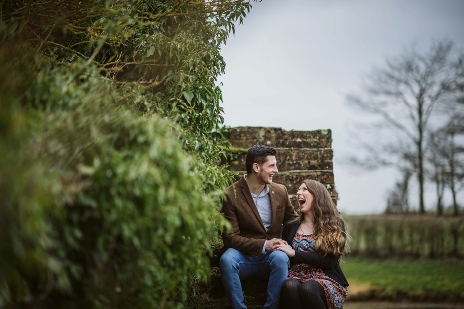 Tithe barn pre shoot - Chloe & Chris - Lee Dann Photography0037