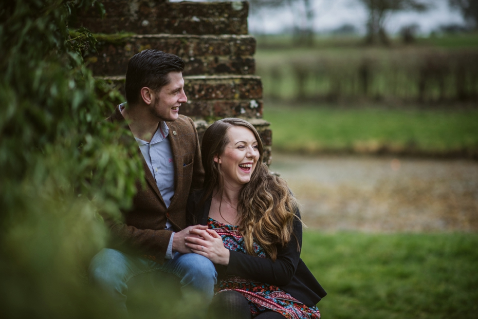 Tithe barn pre shoot - Chloe & Chris - Lee Dann Photography0039