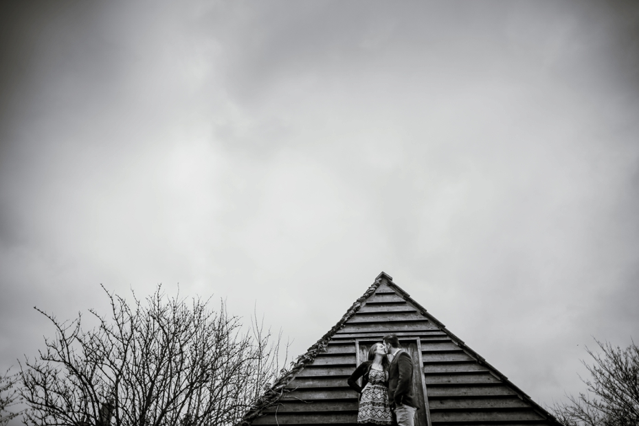 Tithe barn pre shoot - Chloe & Chris - Lee Dann Photography0044