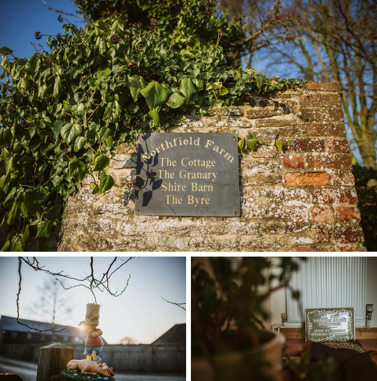 Oxford Four Pillars Wedding- Chloe & Chris - Lee Dann Photography - 0001