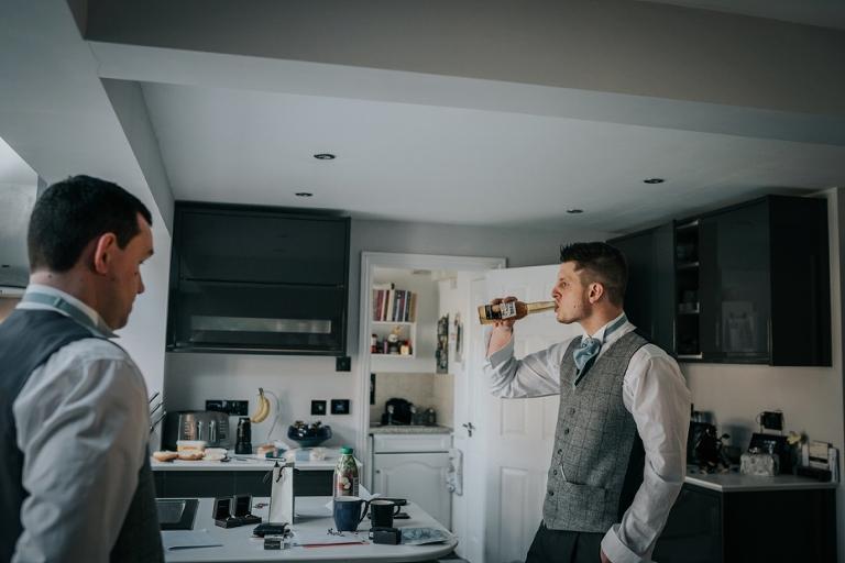 Oxford Four Pillars Wedding- Chloe & Chris - Lee Dann Photography - 0022